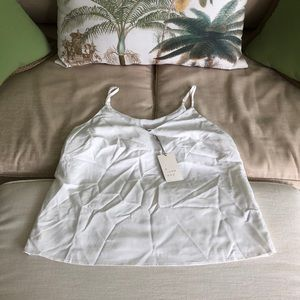 A New Day Tank Women's Crepe Cami/ Size: M